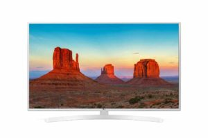 4K ultrahd SMART Телевизор LG 43UK6390PLG