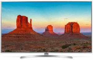 4K ultrahd SMART Телевизор LG 43UK6710