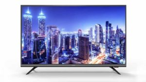4K UltraHD SMART Телевизор DAEWOO U43V890VTE