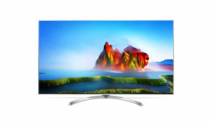 4K ultrahd SMART Телевизор LG 49SJ810V