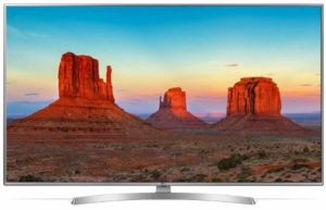 4K ultrahd SMART Телевизор LG 55UK6510PLB