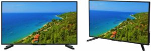Телевизор LED 4K SMART TV POLAR P50L31T2CSM