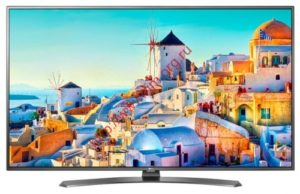 4k ultrahd Smart Телевизор LG 43UH671V
