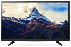 4K ultrahd SMART Телевизор LG 43UH603V