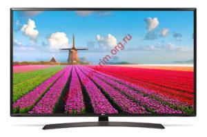 4K ultrahd SMART Телевизор LG 43UJ634V