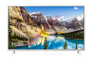 4K ultrahd SMART Телевизор LG 49UJ639V