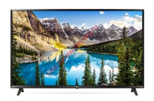 4K ultrahd SMART Телевизор LG 49UJ630V