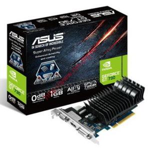 Видеокарта PCIE 16x 2.0 Asus 1024 Mb GeForce GT730 (GT730-SL-1GD3-BRK)