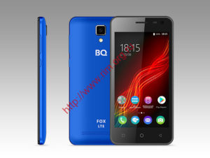 Смартфон BQ BQS-4500L Fox LTE blue