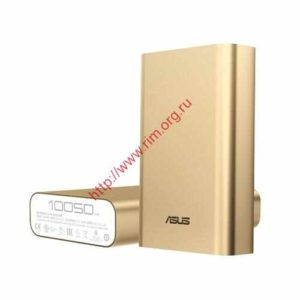 10000mA/h Внешний аккумулятор powerbank Asus ZenPower (90AC00P0-BBT078)
