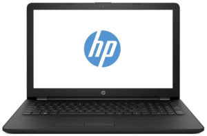 Ноутбук HP 15-rb017ur black (3QU52EA)