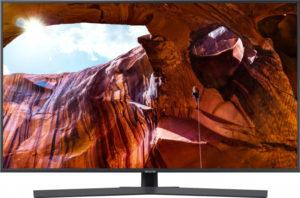 Телевизор Smart TV 4K SAMSUNG UE43RU7400UXUA