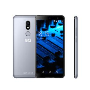 Смартфон BQ BQS-5707G Next Music (Grey)