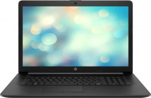 Ноутбук HP 17-ca1028ur/s black (8RR38EA)